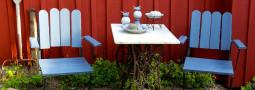 Ako sa starať ozáhradný nábytok?